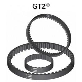 Courroies dentées GT2®