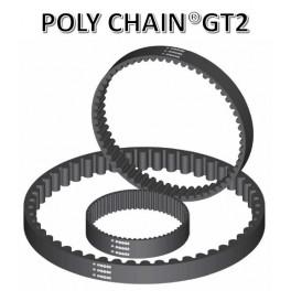 Courroies dentées POLY CHAIN® GT2
