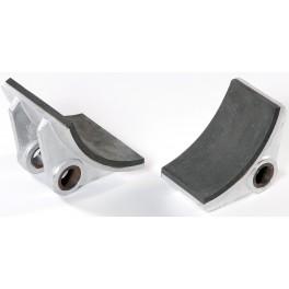 Sabots de freins - Norme DIN 15435